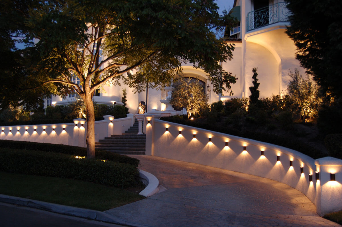 LED Landscape Lighting-DeSoto TX Professional Landscapers & Outdoor Living Designs-We offer Landscape Design, Outdoor Patios & Pergolas, Outdoor Living Spaces, Stonescapes, Residential & Commercial Landscaping, Irrigation Installation & Repairs, Drainage Systems, Landscape Lighting, Outdoor Living Spaces, Tree Service, Lawn Service, and more.