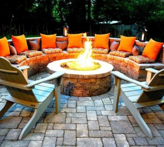 Outdoor Fire Pits-DeSoto TX Professional Landscapers & Outdoor Living Designs-We offer Landscape Design, Outdoor Patios & Pergolas, Outdoor Living Spaces, Stonescapes, Residential & Commercial Landscaping, Irrigation Installation & Repairs, Drainage Systems, Landscape Lighting, Outdoor Living Spaces, Tree Service, Lawn Service, and more.